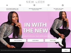 Active New Look Vouchers & Discount Codes for October 12222
